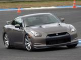 Images of Nissan GT-R US-spec (R35) 2008–10