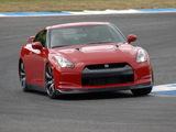 Images of Nissan GT-R Black Edition US-spec (R35) 2008–10