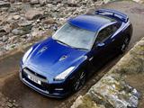 Images of Nissan GT-R Black Edition UK-spec (R35) 2010