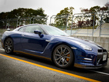 Images of Nissan GT-R Black Edition JP-spec (R35) 2010