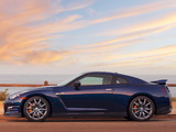 Images of Nissan GT-R Black Edition US-spec (R35) 2010