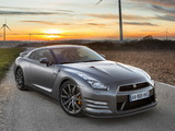 Images of Nissan GT-R Premium Edition (R35) 2012