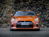 Images of Nissan GT-R (R35) 2016