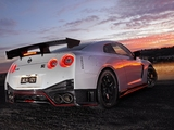 Images of Nissan GT-R Nismo AU-spec (R35) 2017
