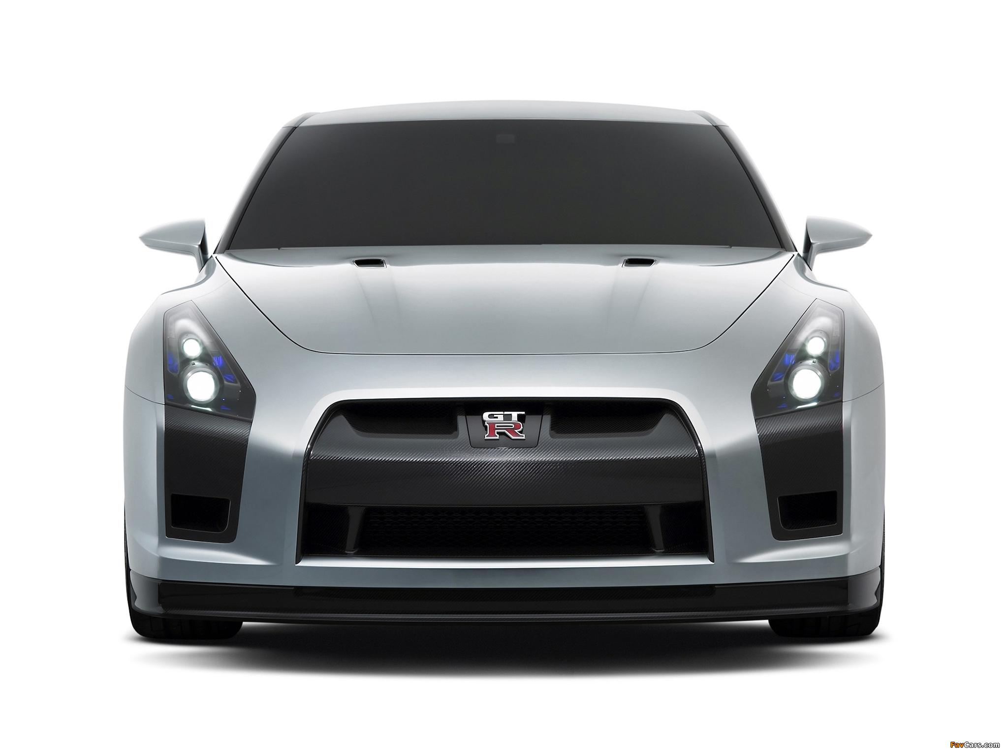 Nissan GT-R Proto Concept 2005 photos (2048 x 1536)