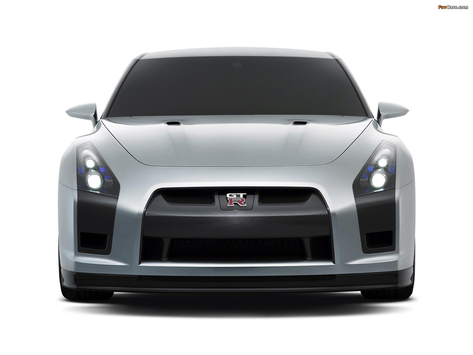 Nissan GT-R Proto Concept 2005 photos (1600 x 1200)