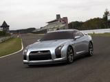 Nissan GT-R Proto Concept 2005 pictures