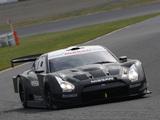 Nissan GT-R GT500 Prototype 2007 wallpapers