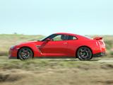 Nissan GT-R Black Edition UK-spec 2008–10 images