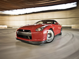 Nissan GT-R Black Edition US-spec (R35) 2008–10 images