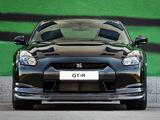 Nissan GT-R Black Edition 2008–10 images