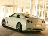 Branew Nissan GT-R (R35) 2008 images