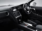 Nissan GT-R JP-spec (R35) 2008–10 photos