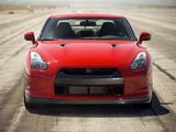Nissan GT-R Black Edition US-spec (R35) 2008–10 photos