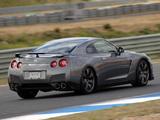Nissan GT-R Black Edition JP-spec (R35) 2008–10 photos