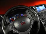 Nissan GT-R Black Edition US-spec (R35) 2008–10 pictures