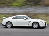Nissan GT-R JP-spec (R35) 2008–10 pictures