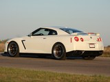Hennessey Nissan GT-R Godzilla 600 (R35) 2008 pictures