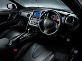 Nissan GT-R Spec V (R35) 2009–10 images