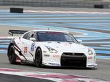 Nissan GT-R FIA GT1 (R35) 2009 pictures