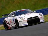 Nissan GT-R FIA GT1 (R35) 2009 wallpapers