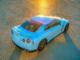 Nissan GT-R Black Edition US-spec (R35) 2010 images