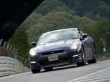 Nissan GT-R Black Edition JP-spec (R35) 2010 photos