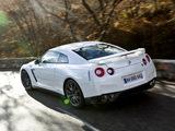 Nissan GT-R Black Edition (R35) 2010 photos