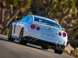 Nissan GT-R Black Edition US-spec (R35) 2010 pictures