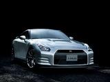 Nissan GT-R JP-spec (R35) 2010 pictures