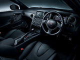 Nissan GT-R Black Edition JP-spec (R35) 2010 wallpapers