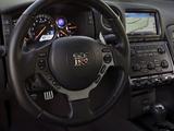 Nissan GT-R Black Edition US-spec (R35) 2010 wallpapers