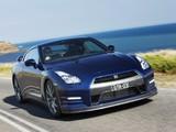 Nissan GT-R AU-spec (R35) 2011 images