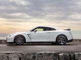 Nissan GT-R Egoist (R35) 2011 pictures