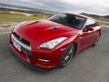 Nissan GT-R AU-spec (R35) 2011 pictures