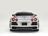 Abflug Nissan GT-R (R35) 2011 wallpapers