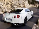 Nissan GT-R Egoist (R35) 2011 wallpapers