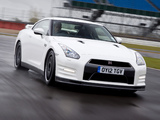 Nissan GT-R Pure Edition For Track Pack UK-spec (R35) 2012 pictures