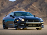 Nissan GT-R Track Edition 2013 pictures