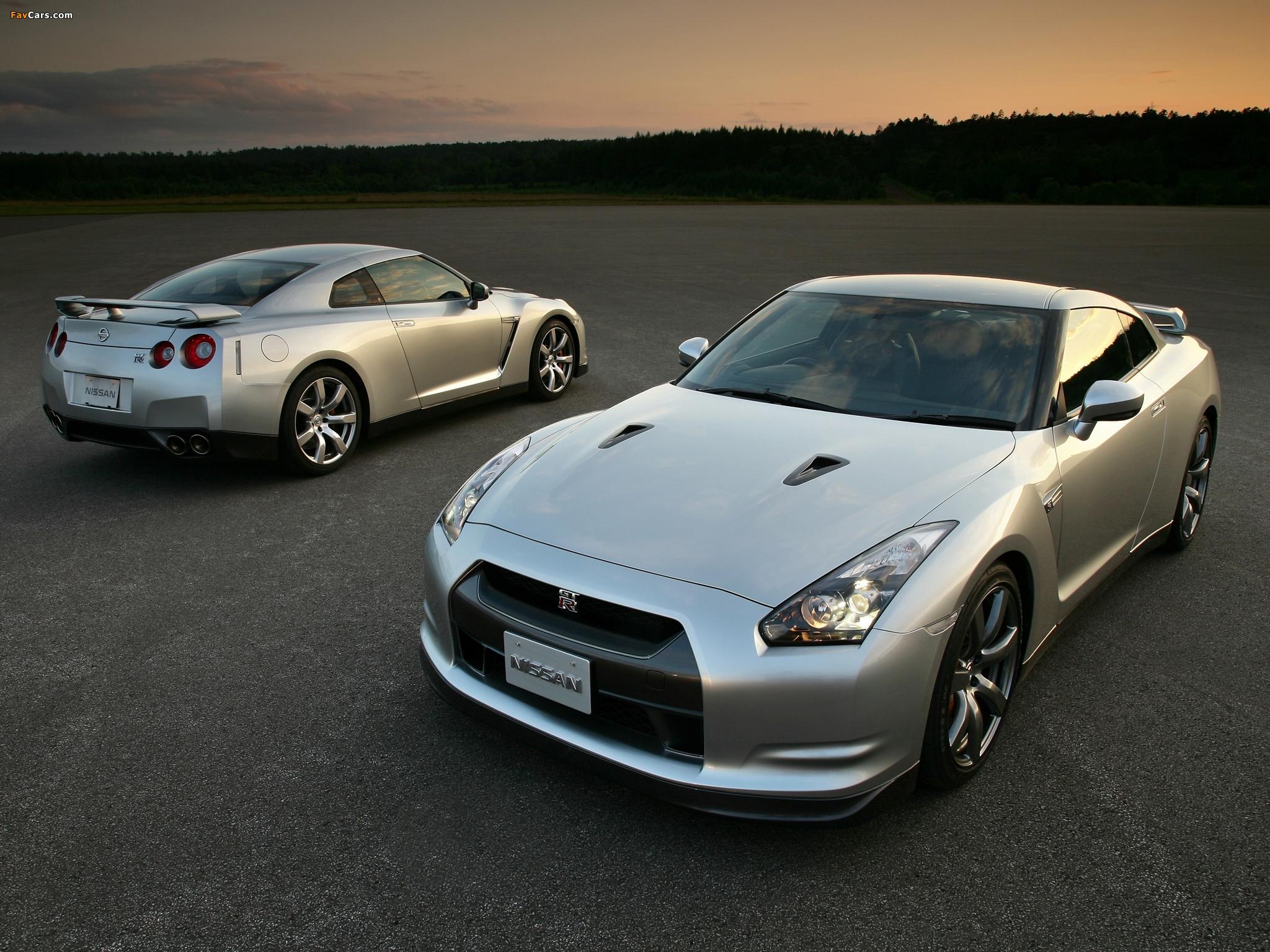 Nissan GT-R photos (2048 x 1536)
