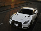 Mines R35 GT-R (R35) 2008–10 images