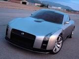 Photos of Nissan GT-R Proto Concept 2001