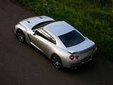 Photos of Nissan GT-R Black Edition JP-spec (R35) 2008–10