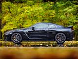 Photos of Nissan GT-R Black Edition 2008–10