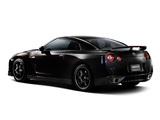 Photos of Nissan GT-R Spec V (R35) 2009–10