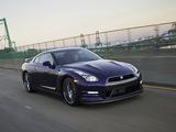 Photos of Nissan GT-R Black Edition US-spec (R35) 2010