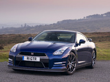 Photos of Nissan GT-R Black Edition UK-spec (R35) 2010