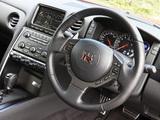 Photos of Nissan GT-R AU-spec (R35) 2011