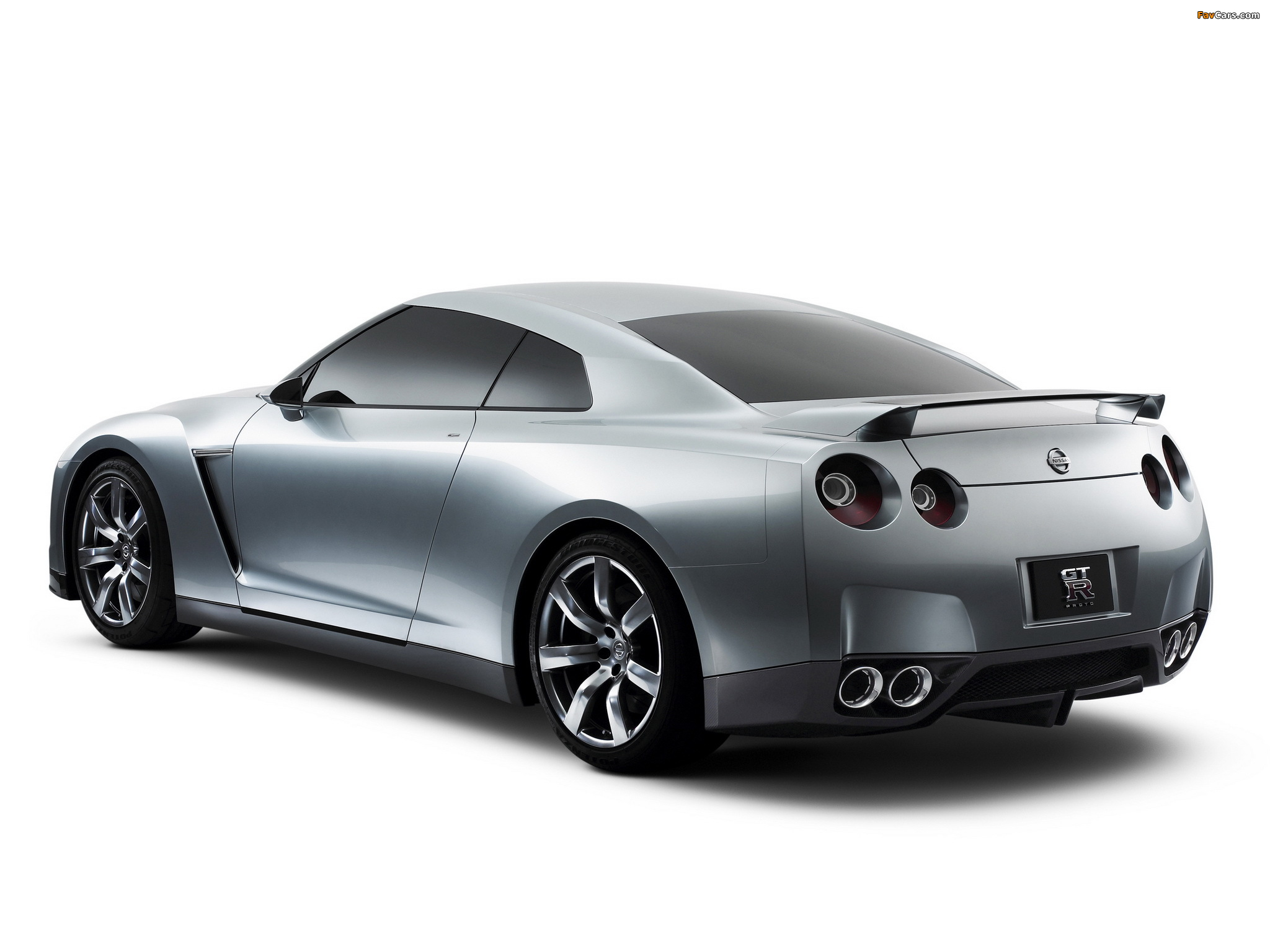 Pictures of Nissan GT-R Proto Concept 2005 (2048 x 1536)