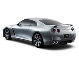 Pictures of Nissan GT-R Proto Concept 2005